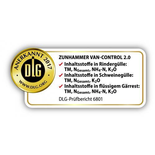 1. Snímač živin certifikován DLG
